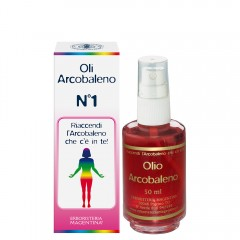 Rainbow Oil. N°1 50 ml Red Booster