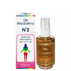 Rainbow Oil. N°2 50 ml Gentle Orange