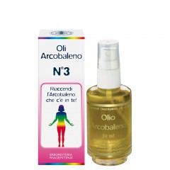 Rainbow Oil. N°3 50 ml Joy Yellow