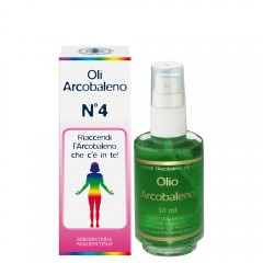 Rainbow Oil. N°4 50 ml Harmony Green