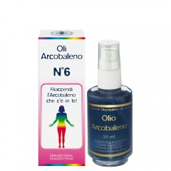 Rainbow Oil. N°6 50 ml Daylight Indigo