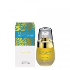 Gold Argan Pure Oil