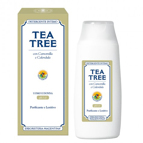 Tea Tree Intimate hygiene