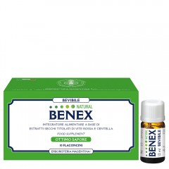 Natural Benex Tonic 10 Ampoules/12 ml