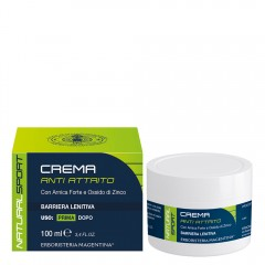 Crema Anti Attrito Natural Sport