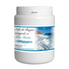 Dead Sea Salt (Plain) Tub