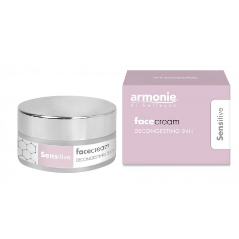 Face cream DECONGESTING 24H