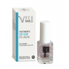 Treatment Top Coat for Nails - Veg Nails